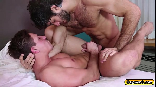 carter bounces on diegos huge gay pecker big dick gay