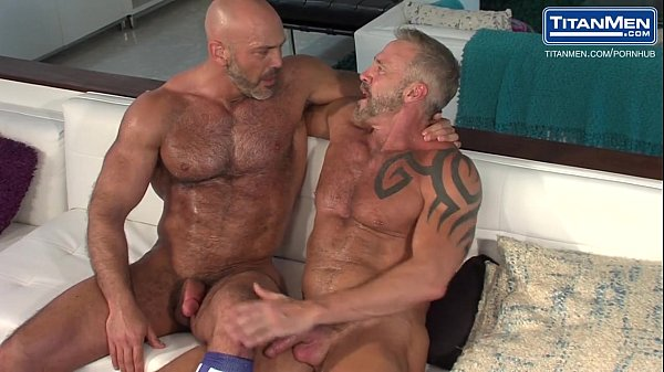 muscle bear daddies possess some romp bear gay