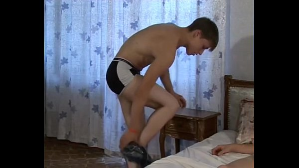 alexey and pasha catching hot with desire gay redhead