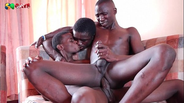 black african wonderful threesome so desire s gay black