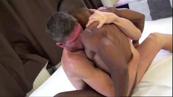 black and white gay couple nice poke tk interracial gay