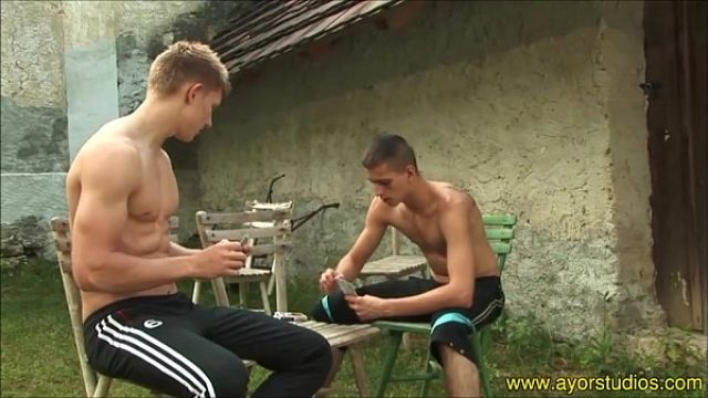 bliss two part what a exciting what a body euro gay