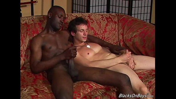 first timer white guy takes his first nigger gay black