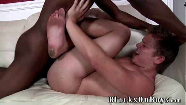 gay twink black and white group booty pump interracial gay