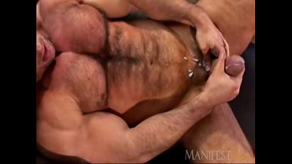 hairy muscle god zeb atlas jerk fat muscle gay