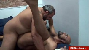 hairy uncle pushing a hubby what a desire hor daddy gay