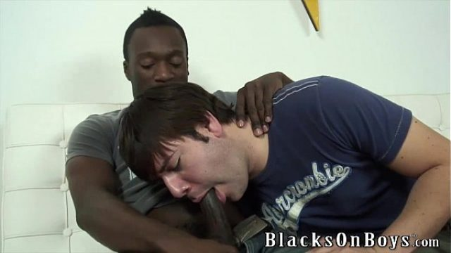 joey tries gay sex through a black dude gay black