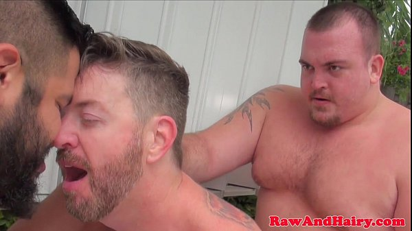 rawly analized otter spitroasted of bear and bear gay