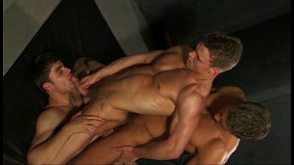 sexy trio barebacking very desire how love hunks gay