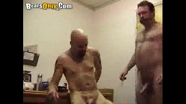 shaved daddy gets a face cumbath too beautifu daddy gay