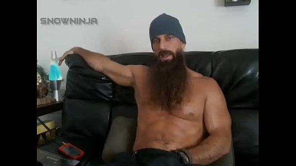 straight bearded father jerks fat how perfect daddy gay