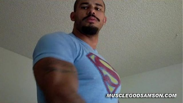 muscle god samson williams bodybuilder porn muscle gay