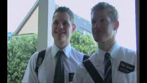 teaching a mormon missionary twink twink gay