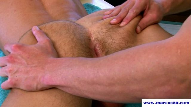 straight hubby gives rimjob very exciting fuc massage gay