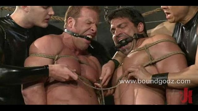 bodybuilder derek pain and vince ferelli fetish gay
