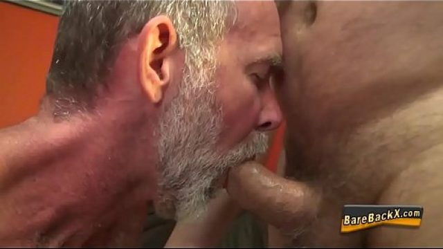 Bear Gay mature bear so amazing what a