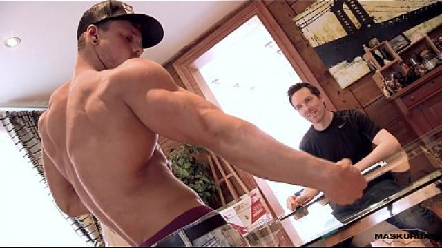 Muscle Gay hot thing to delirious