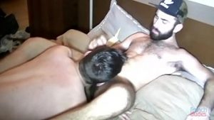 Bareback Gay massive thick and raw and  hd
