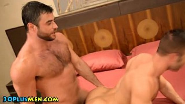 Bareback Gay bear ass bareback beautiful thing very beau