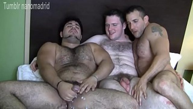 Bear Gay mature men screwed  hd