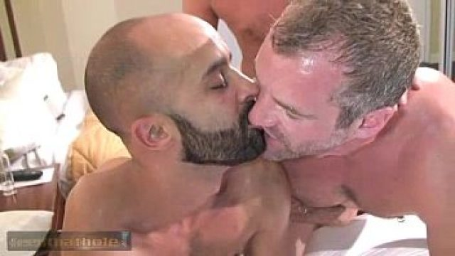 threesome gay bareback threesome too amazing too sexy