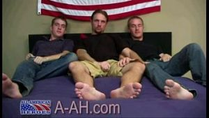 threesome gay entire american threesome